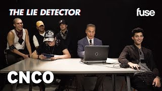 CNCO Takes A Lie Detector Test | Fuse