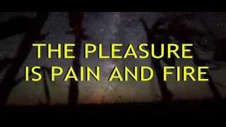 Sia - Fire Meet Gasoline (Lyric Video)