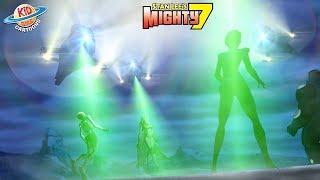 Desert Dust Storm | Stan Lee's Mighty 7 I Season 1 Episode 4 Kid Genius Cartoons