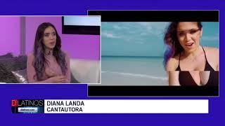DIANA LANDA estrena en D'Latinos