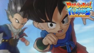 Dragon Ball Fusions Opening Intro Cinematic [OFFICIAL]