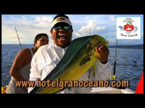 Pesca Deportiva en San Juan del Sur Nicaragua