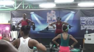 BodyPump - Septembre 2016 - The Mooving Club Martinique