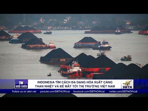 Indonesia tìm cách đa dạng hóa xuất cảng than nhiệt & để mắt tới thị trường VN