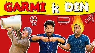 GARMI K DIN | The Half-Ticket Shows