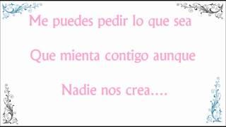 """Amores Verdaderos - """"Me puedes pedir lo que Sea"""" - """"Con Letra"""""""