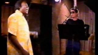 """Sam Moore & Lou Reed - """"Soul Man"""" - ORIGINAL VIDEO"""