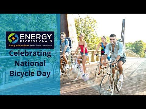 National Bicycle Day Raffle