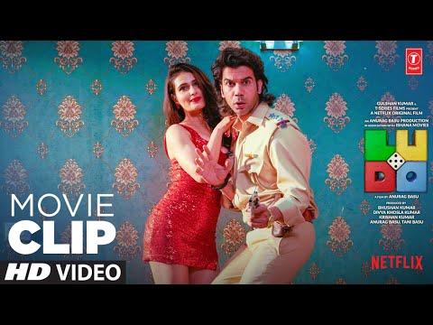 Gun Niche Rakh!   LUDO   Movie Clip  Abhishek B, Aditya K,Rajkummar R,Pankaj T,Fatima S,Sanya