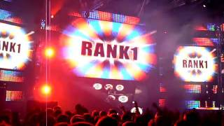 Rank 1 live at Stadium of Sound 2007 - Poland, Poznań - intro!