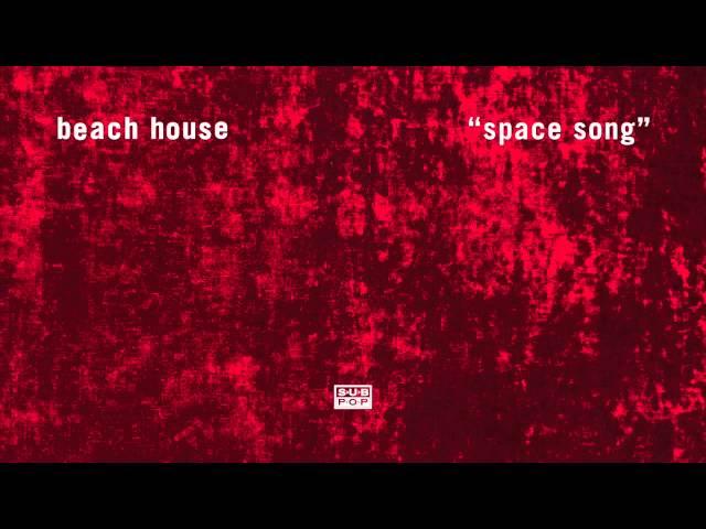 Audio de la canción Space Song de Beach House