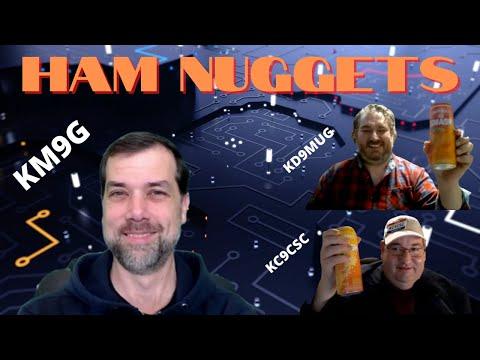 Ham Nuggets - Threeway with Shacking Off