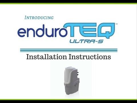 enduroTEQ Ultra-S - Installation