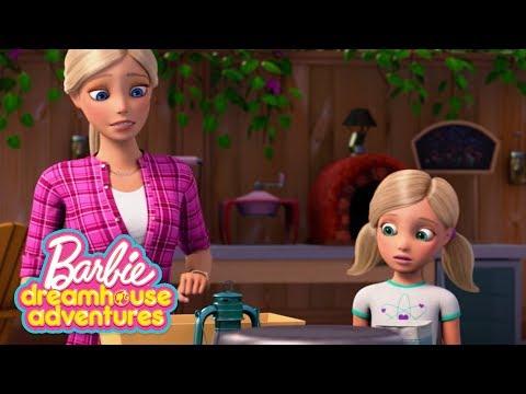 Barbie Deutsch 💖Leben wie die Pioniere💖Traumvilla-Abenteuer - Episode 4 💖Barbie Cartoons