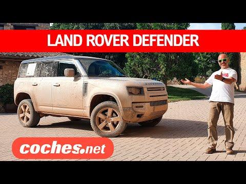 Land Rover Defender 2020 | Prueba / Test / Review en español | coches.net