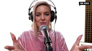 Anne-Marie - Rockabye (acoustic version live at The Voice)