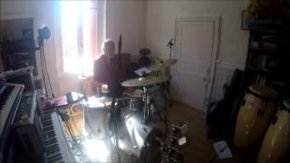 Bossa-Nova rhythms - Balance Latin - Tim Bragg [HD]