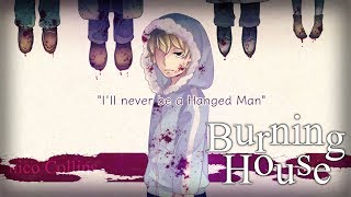 Nightcore ↬ Burning House [lyrics]