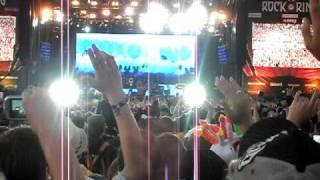 Jay-Z Numb/Encore live Rock am Ring 2010