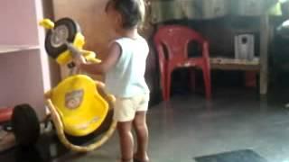 bike stunt of kumbala chandana krishna