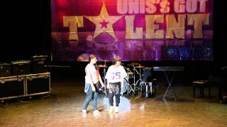 No Hands Remix -Willdabeast Dance Cover - UNIS Talent Show 2015