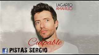 CULPABLE   LAGARTO AMARILLO - KARAOKE