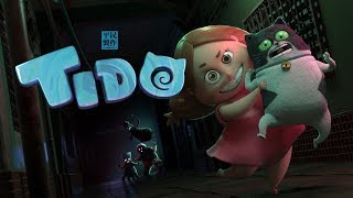 TIDO - A Horror Comedy Animated Short Film