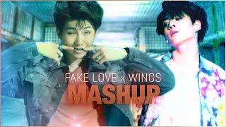 [MASHUP] BTS - 'FAKE LOVE x WINGS'