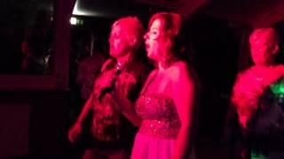 Jan on Karaoke!