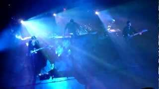 The XX - Chained (Live in Paris, September 6th, 2012)