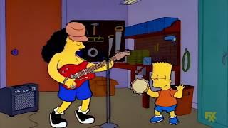 Los Simpson - Rata Blanca