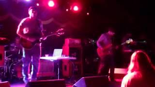 MUN // Nightcall (Kavinsky cover) - live at Brooklyn Bowl