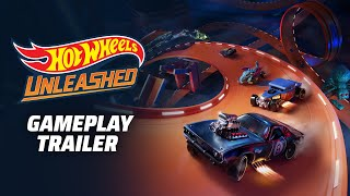 Hot Wheels Unleashed Blazes in With Gameplay Trailer