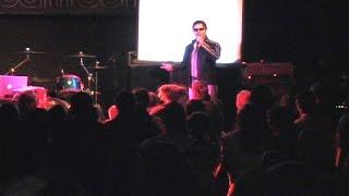 Denny Blaze Live at The Agora