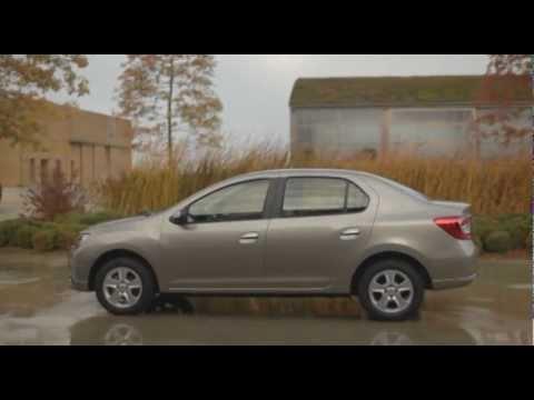 Yeni new 2013 Renault Symbol Sedan Türkiye'de ilk videosu // ototest.tv