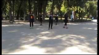 Back in Time Gregor Salto Remix & Pitbul  | Hip Dance