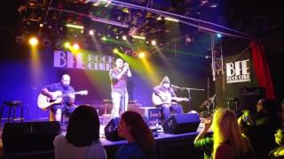 Inner Image - Cold Acoustic (Crossfade Cover) Live at BFE Rock Club on February 6, 2016