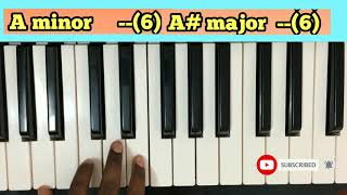 Hosanna,song,భూమ్యాకాశములు, song  3,interlude 0n the keyboard playing