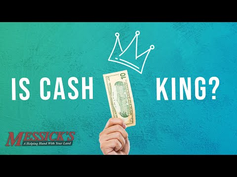 Purchasing Equipment with Cash vs Financing Picture