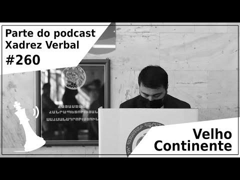 Velho Continente - Xadrez Verbal Podcast #260