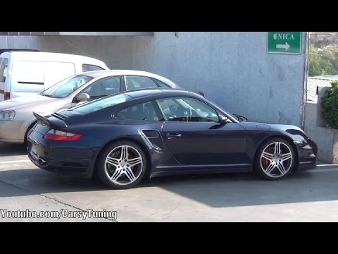 1000 Km's in 1 Day with a Porsche 997 Turbo