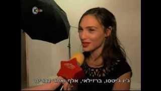 Gal Gadot fala sobre sua escolha como Mulher Maravilha