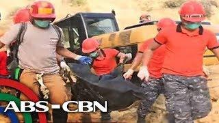 TV Patrol: Bilang ng patay sa Cebu landslide, higit 50 na