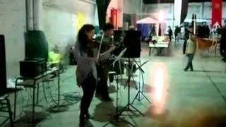 "Musica Celta escocesa CUERDAS LEJANAS en Hurlingham, Buenos Aires, Argentina ""Glen Tilt Lodge"""