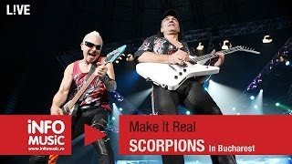SCORPIONS - Make It Real (Live in Bucharest 2013)