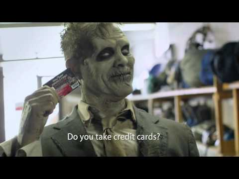 The AFCU Zombie and His Visa