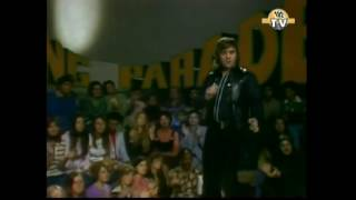 Joe Dolan  Lady in blue French TV feat ABBA!
