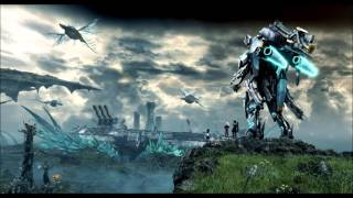 Don't worry (Skell flying theme) - Xenoblade Chronicles X