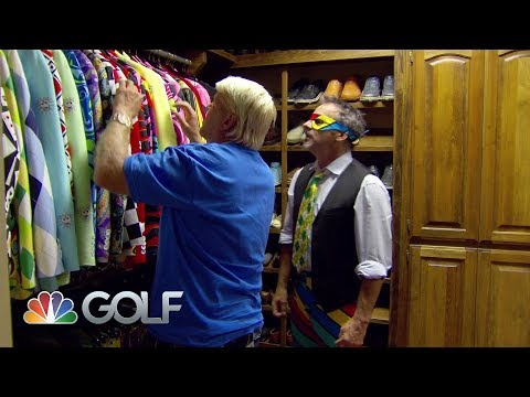 Feherty Shorts: In the closet with John Daly   Feherty   Golf Channel