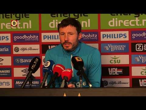 Mark van Bommel lyrisch over talent Michal Sadilek: 'Hij is een voorbeeld voor alle jeugdspelers'